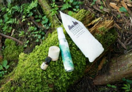 神山杉から生まれたアロマ商品